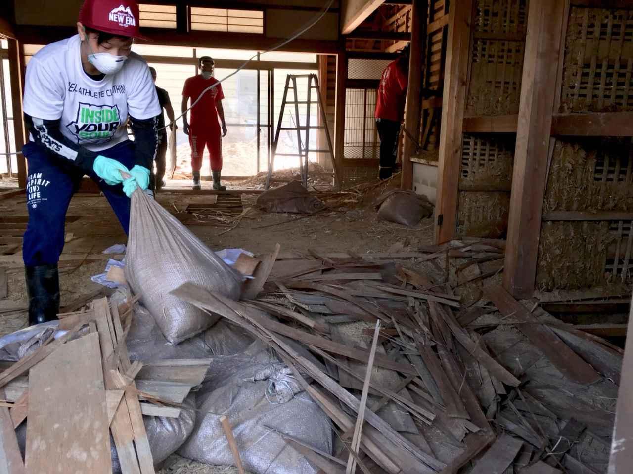 画像3: 浅倉カンナ選手が岡山県でボランティア活動