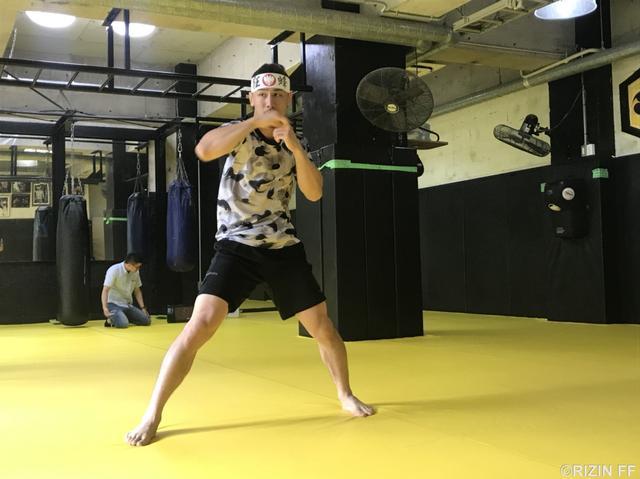 画像1: 【公開練習】8.12『RWEDDINGS presents RIZIN.12』 矢地祐介、KINGレイナが公開練習!!