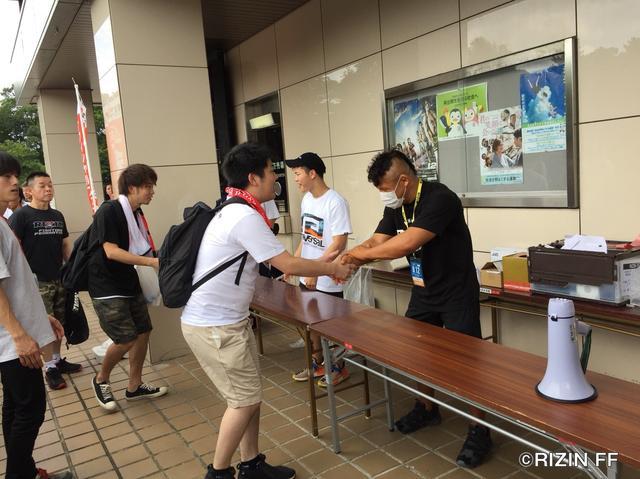 画像3: 【レポート】RIZIN.12 ファンクラブイベント