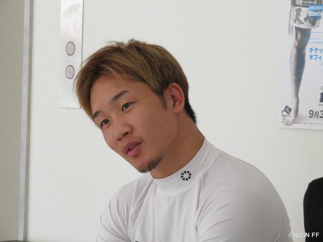 画像3: 【公開練習】 『RIZIN.13』朝倉未来、朝倉海が公開練習!!