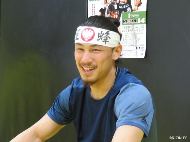 画像2: 【公開練習】 『Cygames presents RIZIN.14』矢地祐介が公開練習!!