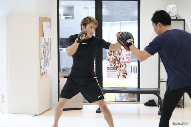 画像2: 【公開練習】 『Cygames presents RIZIN 平成最後のやれんのか!』 朝倉兄弟が公開練習!!