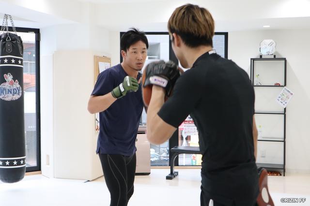 画像1: 【公開練習】 『Cygames presents RIZIN 平成最後のやれんのか!』 朝倉兄弟が公開練習!!