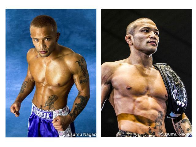 画像1: 長尾迪写真展『MMA  LEGEND 追悼 山本徳郁「FOEVER  KID」』