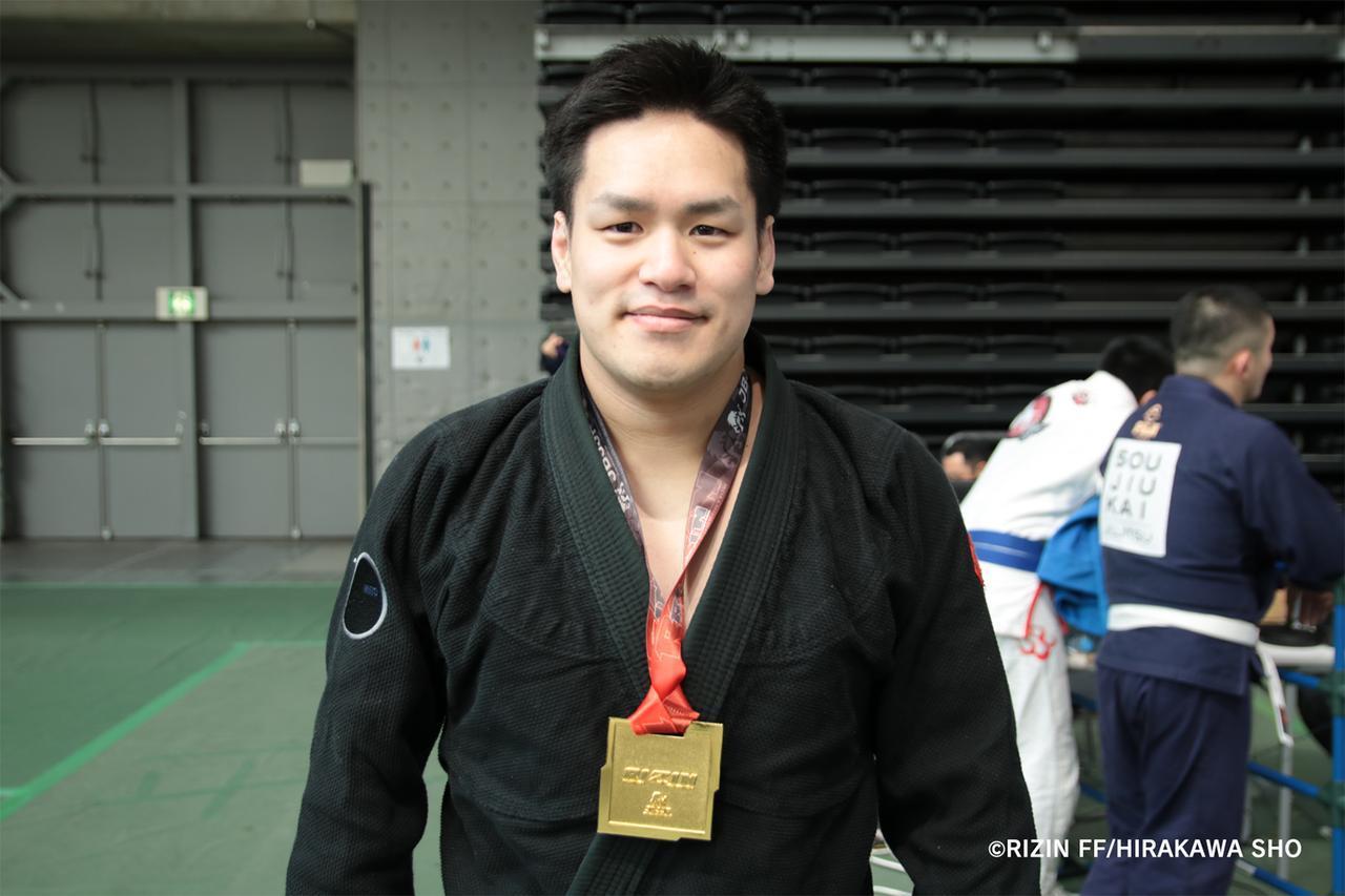 画像4: 『RIZIN 柔術大会』