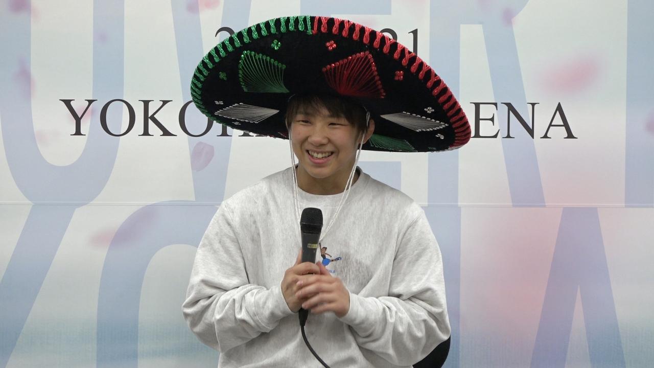 画像: 第2試合 村田夏南子
