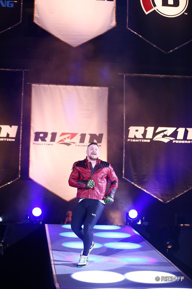 画像: 【試合結果】RIZIN.16 第11試合 ロッキー・マルティネス vs. ジェイク・ヒューン