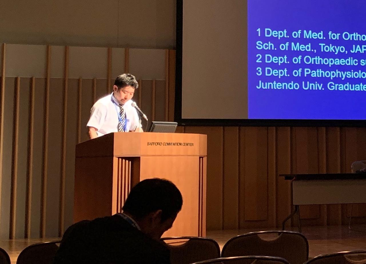 画像: RIZINドクターが「第11回日本関節鏡・膝・スポーツ整形外科学会」に参加