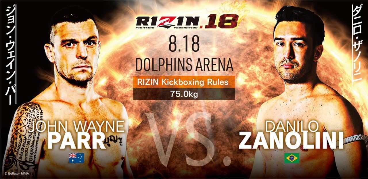 画像1: RIZIN.18 スペシャルワンマッチ