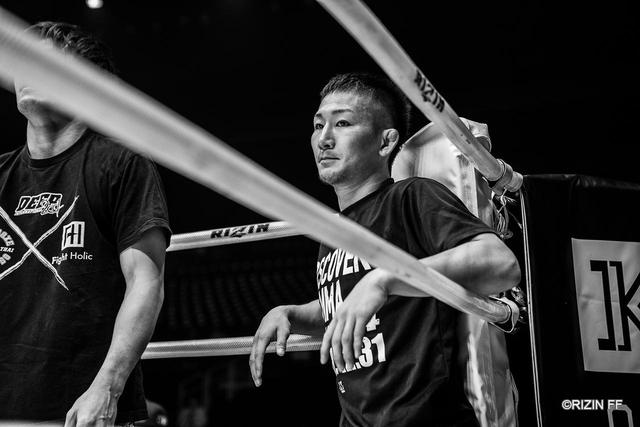 画像8: RIZIN.17 BACKSTAGE GALLERY
