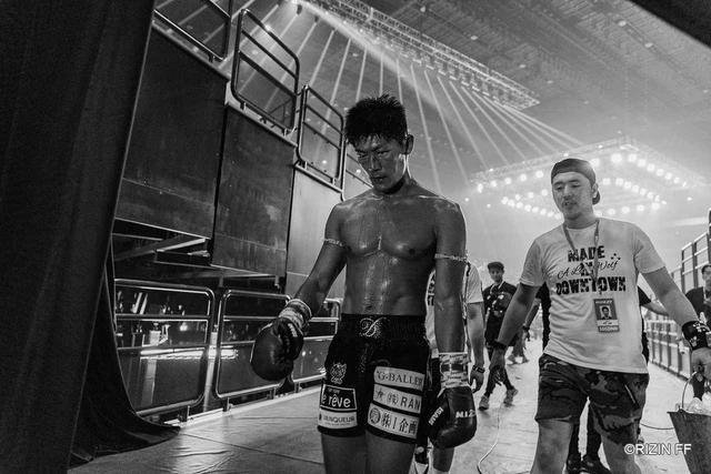 画像32: RIZIN.17 BACKSTAGE GALLERY