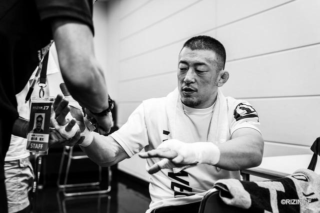 画像24: RIZIN.17 BACKSTAGE GALLERY