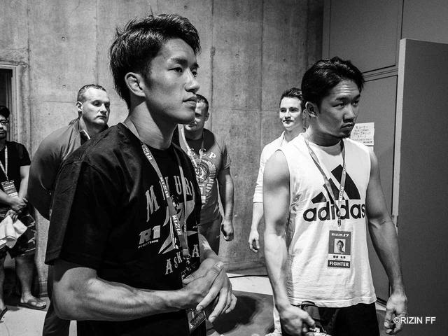 画像11: RIZIN.17 BACKSTAGE GALLERY