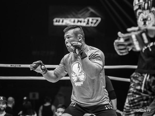 画像10: RIZIN.17 BACKSTAGE GALLERY