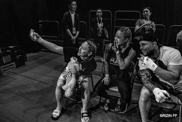 画像26: RIZIN.17 BACKSTAGE GALLERY