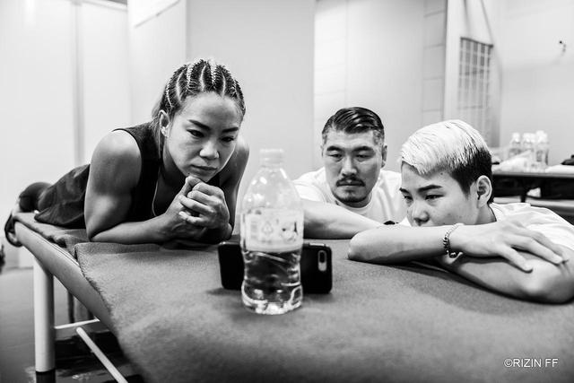 画像15: RIZIN.17 BACKSTAGE GALLERY