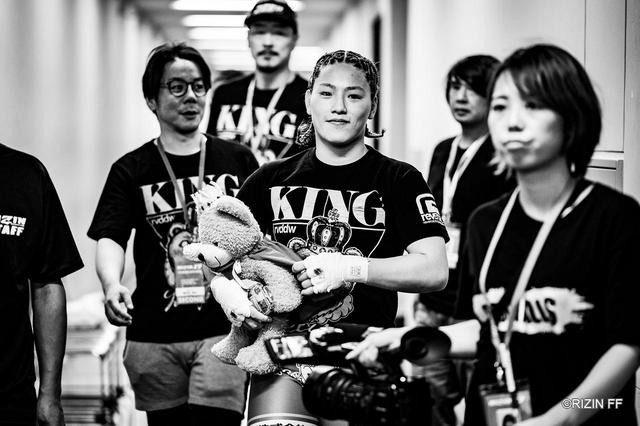 画像25: RIZIN.17 BACKSTAGE GALLERY