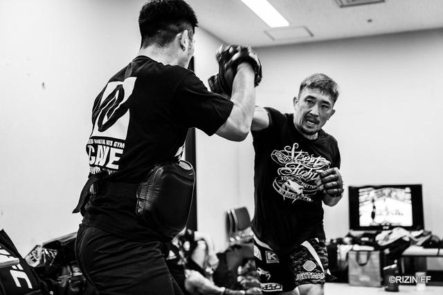 画像35: RIZIN.17 BACKSTAGE GALLERY