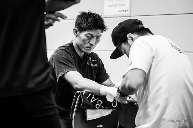 画像21: RIZIN.17 BACKSTAGE GALLERY