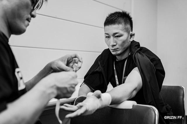 画像34: RIZIN.17 BACKSTAGE GALLERY