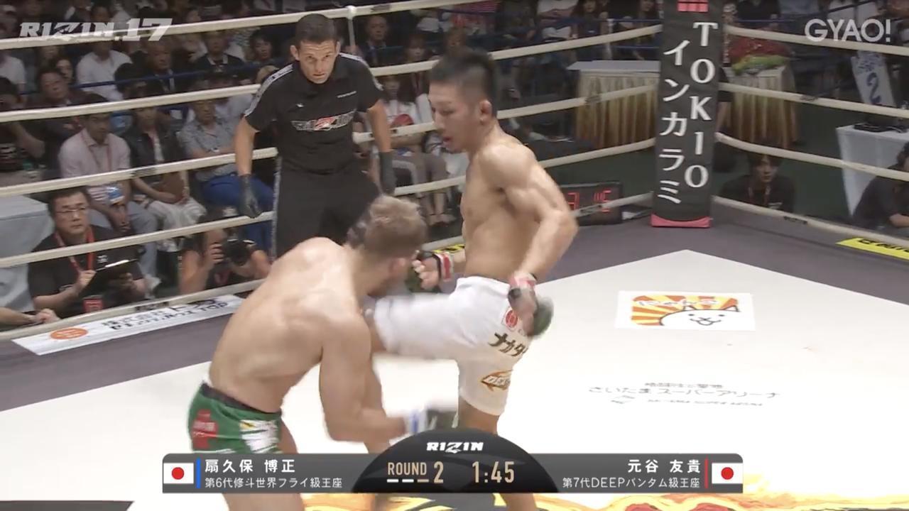 画像9: 教えてチャーリー!壮絶な殴り合いは元谷友貴の背中から生まれた!?RIZIN.17を振り返る! Vol.2