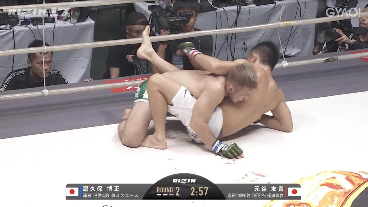 画像8: 教えてチャーリー!壮絶な殴り合いは元谷友貴の背中から生まれた!?RIZIN.17を振り返る! Vol.2