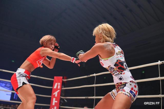 画像: 【試合結果】RIZIN.19 第11試合 ハム・ソヒ vs. 山本美憂 - RIZIN FIGHTING FEDERATION(ライジン オフィシャルサイト)