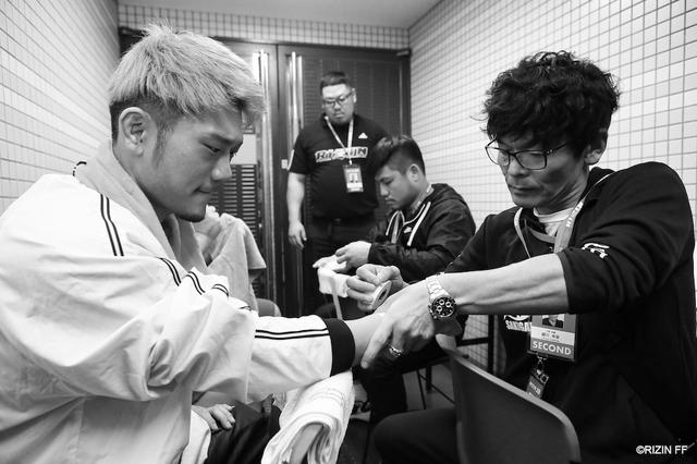 画像5: RIZIN.19 BACKSTAGE GALLERY