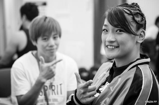画像8: RIZIN.19 BACKSTAGE GALLERY