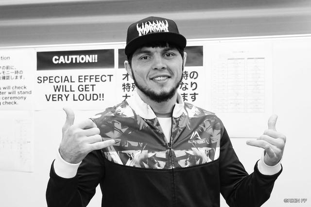 画像3: RIZIN.19 BACKSTAGE GALLERY