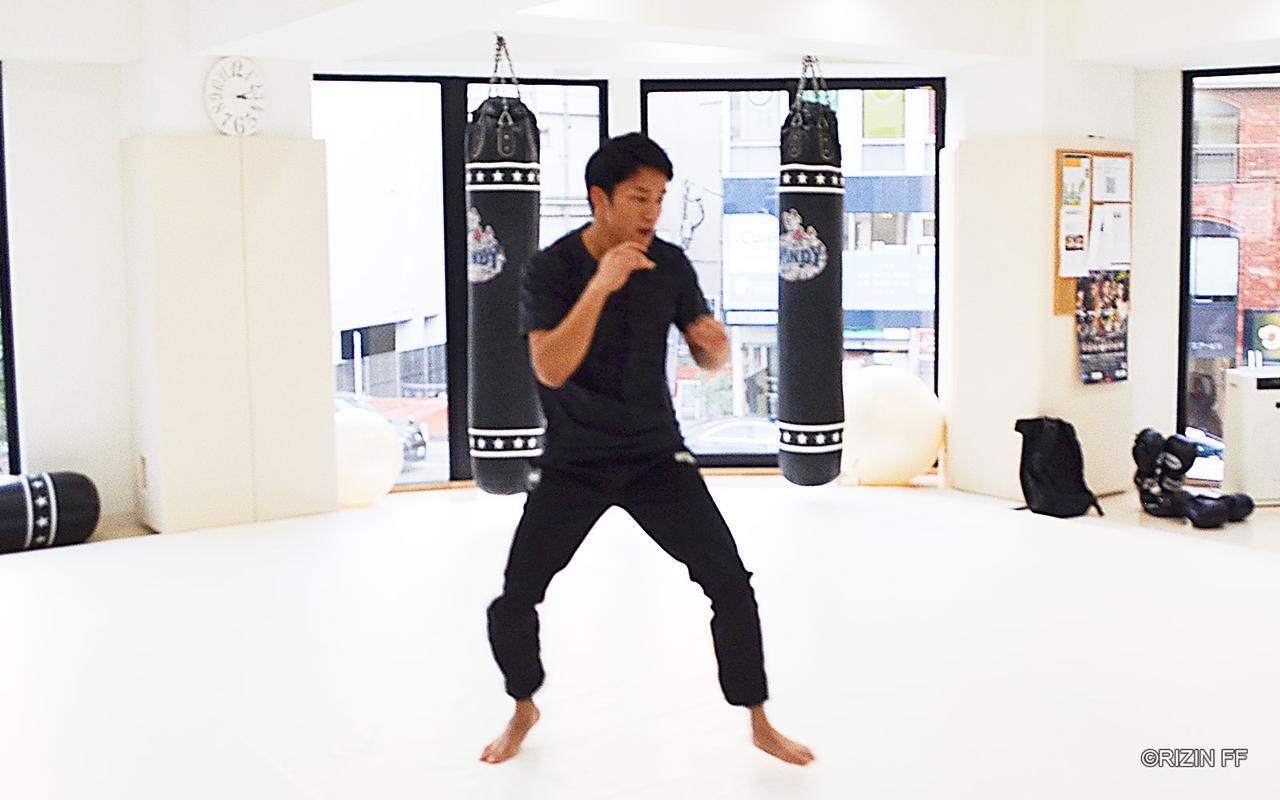画像1: 「僕の試合で今年を締めくくりたい。是非メインを任せて欲しい」RIZIN.20でタイトルマッチに挑む朝倉海の練習を公開!