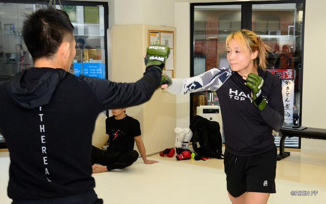 画像1: 朝倉未来「RIZINの強さを証明したい」BELLATOR対抗戦に挑む渡辺・中村・元谷・朝倉の練習を公開!