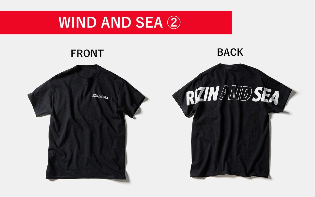 画像2: WIND AND SEA(ウィンダンシー)