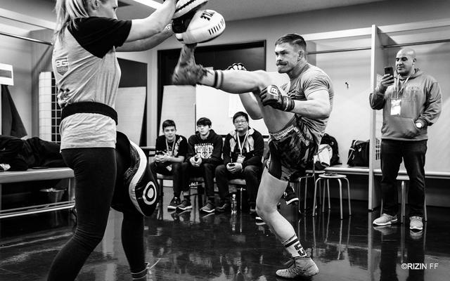 画像17: BELLATOR JAPAN BACKSTAGE GALLERY