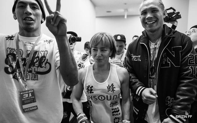 画像27: RIZIN.20 BACKSTAGE GALLERY