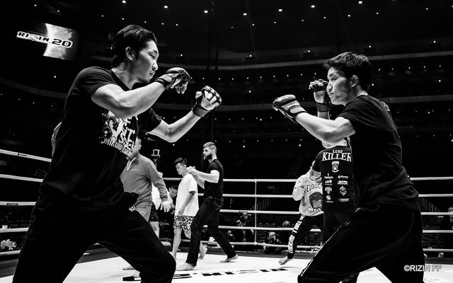 画像35: RIZIN.20 BACKSTAGE GALLERY