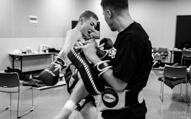 画像34: BELLATOR JAPAN BACKSTAGE GALLERY