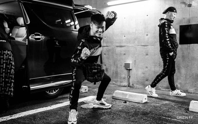 画像37: RIZIN.20 BACKSTAGE GALLERY