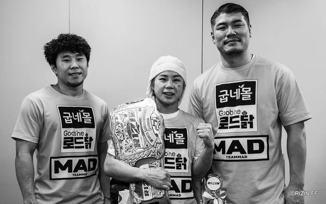 画像21: RIZIN.20 BACKSTAGE GALLERY