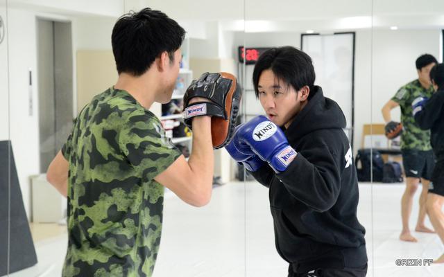 画像2: 「今回は倒し切れるかが課題。KOしたい」朝倉未来の練習を公開!