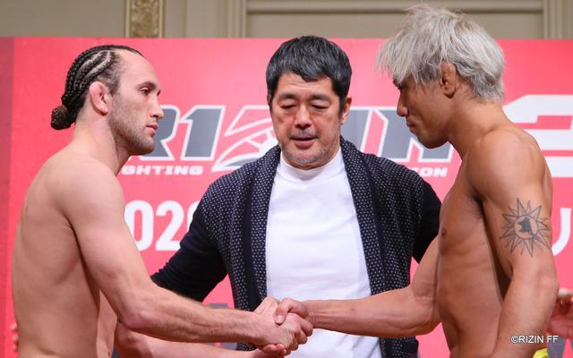 画像: Match.9 MMA - 61.0kg / 134.4lb