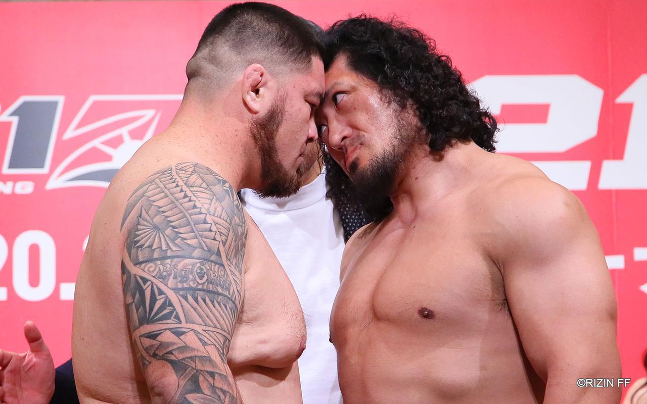 画像: Match.8 MMA - Heavyweight