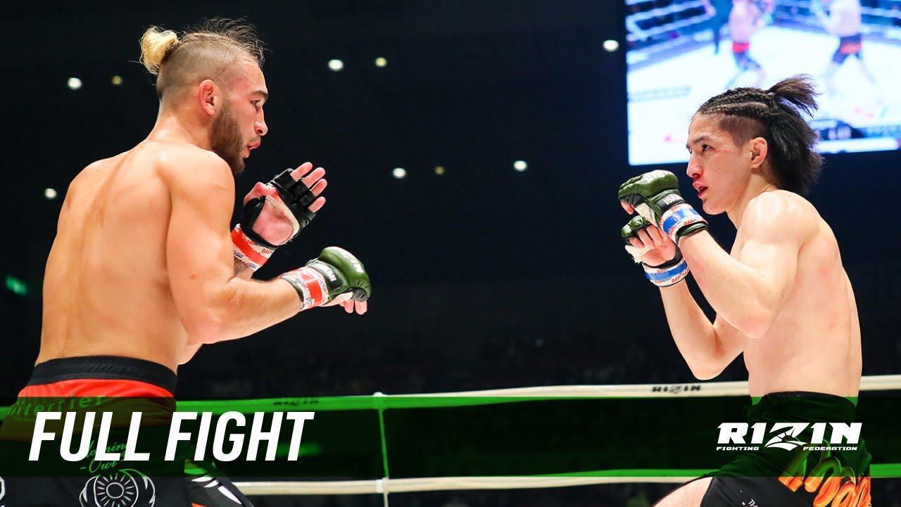 画像: Full Fight | トレント・ガーダム vs. 井上直樹 / Trent Girdham vs. Naoki Inoue - RIZIN.21 youtu.be