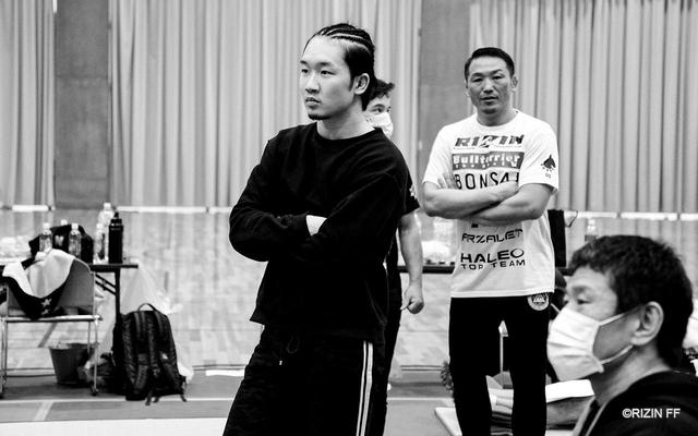 画像13: RIZIN.21 BACKSTAGE GALLERY