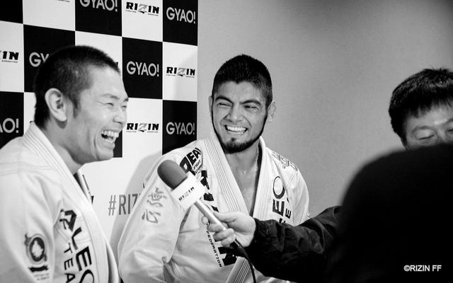 画像3: RIZIN.21 BACKSTAGE GALLERY