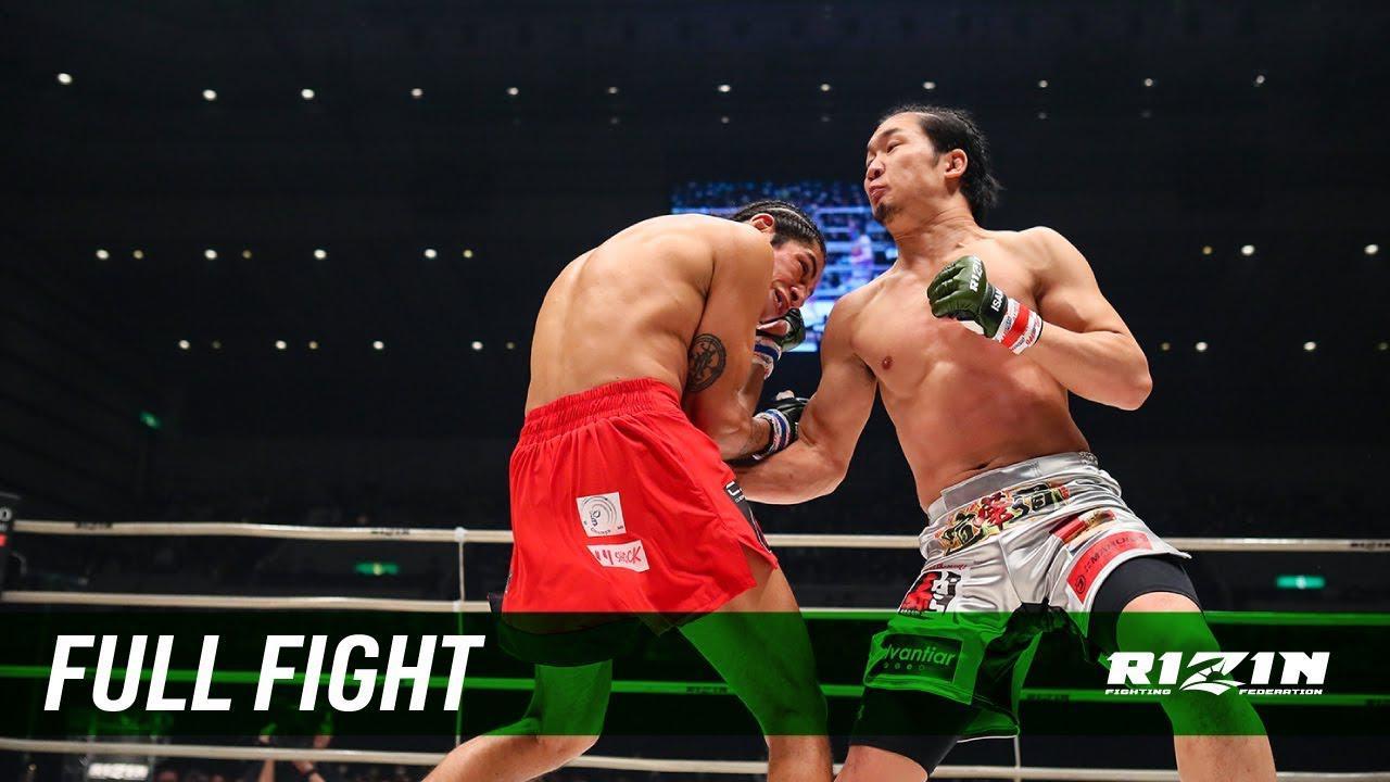 画像: Full Fight   朝倉未来 vs. ダニエル・サラス / Mikuru Asakura vs. Daniel Salas - RIZIN.21 youtu.be