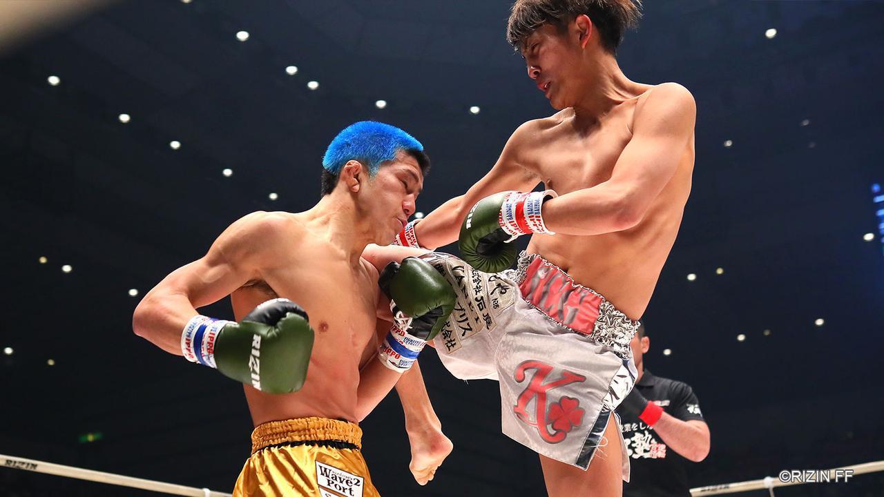画像: 教えてチャーリー!浜松大会を盛り上げた若き選手、地元出身選手たちにフォーカス!RIZIN.21を振り返る!vol.2 - RIZIN FIGHTING FEDERATION(ライジン オフィシャルサイト)