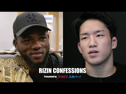 画像: 【番組】RIZIN CONFESSIONS #55 youtu.be