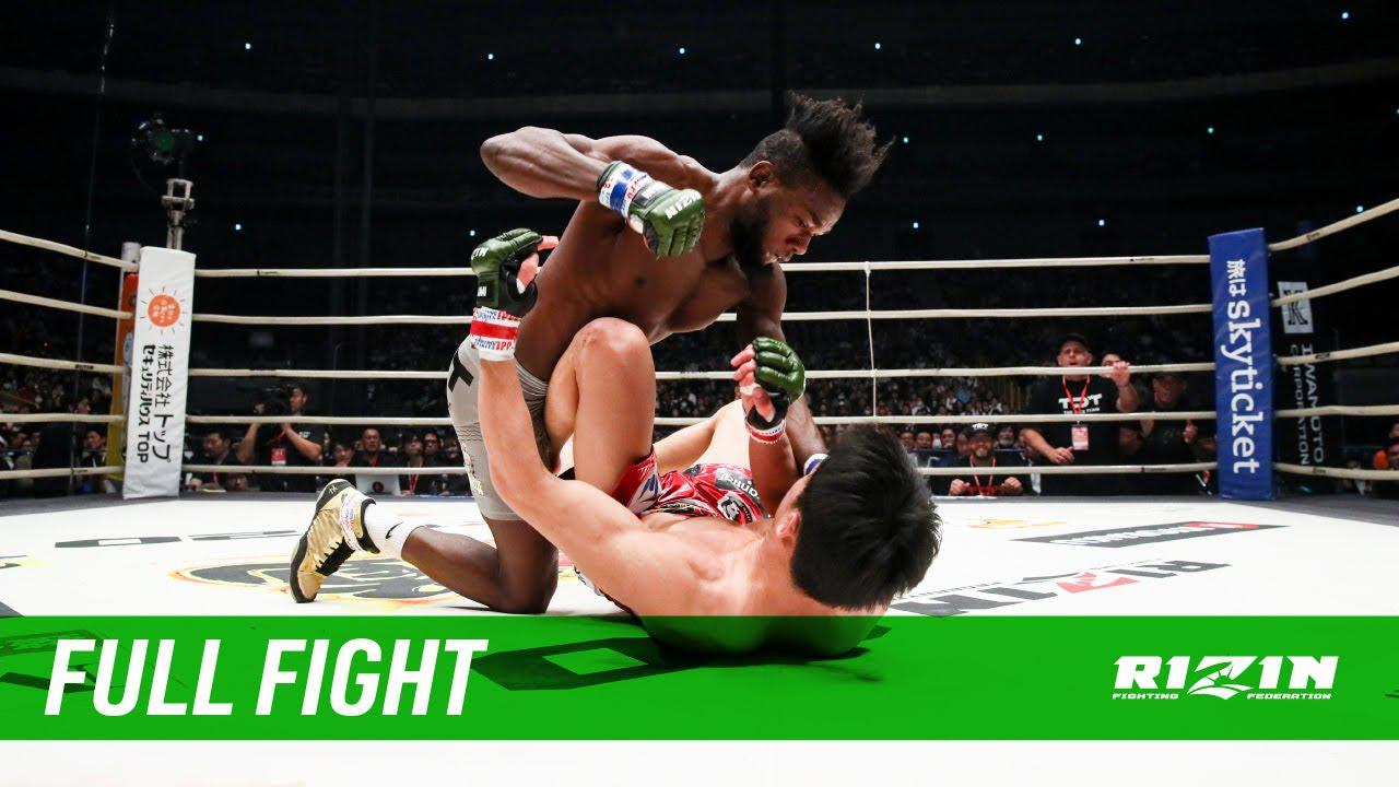 画像: Full Fight | 朝倉海 vs. マネル・ケイプ 2 / Kai Asakura vs. Manel Kape 2 - RIZIN.20 youtu.be