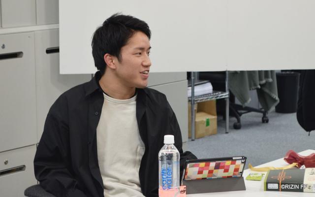 画像2: ゲストに朝倉海が登場!第2回「榊原社長に呼び出されました」